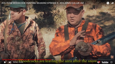 ATA TEAM WOODCOCK HUNTİNG SEASON2 EPİSODE 5 - ATA ARMS ÇULLUK AVI