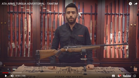 ATA ARMS TURQUA ADVERTORIAL - TANITIM