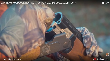 ATA TEAM WOODCOCK HUNTING 1 - 2017 / ATA ARMS ÇULLUK AVI  1 - 2017