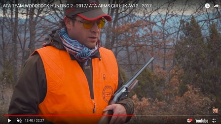 ATA TEAM WOODCOCK HUNTING 2 - 2017/ ATA ARMS ÇULLUK AVI 2 - 2017
