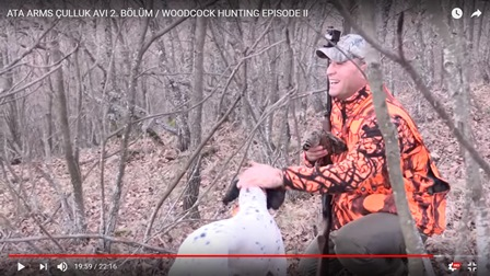 ATA ARMS ÇULLUK AVI 2. BÖLÜM / WOODCOCK HUNTING EPISODE II