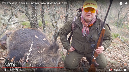 ATA TEAM WILDBOAR HUNTING / ATA ARMS DOMUZ AVI