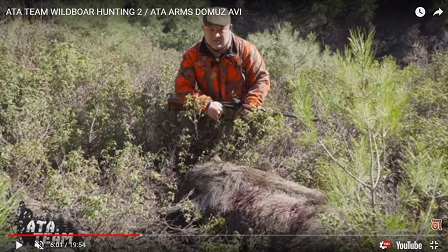 ATA TEAM WILDBOAR HUNTING 2 / ATA ARMS DOMUZ AVI