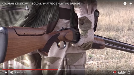 ATA ARMS KEKLİK AVI 1. BÖLÜM / PARTRIDGE HUNTING EPISODE 1